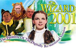 The Wizard of 2001